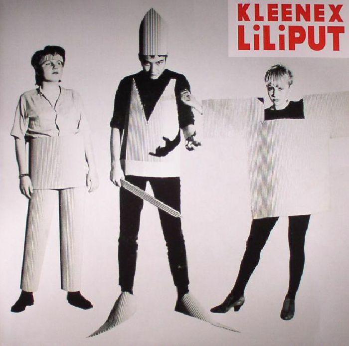 KLEENEX/LILLIPUT - First Songs