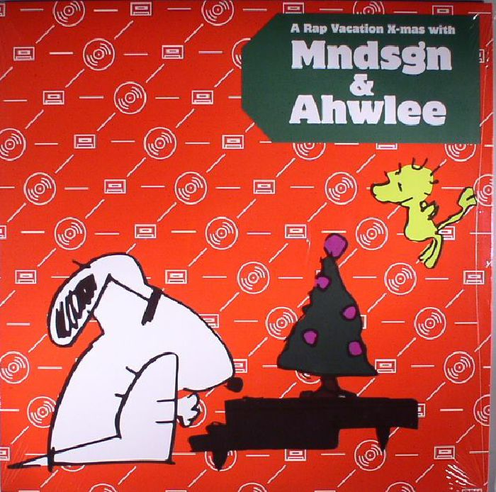 MNDSGN/AHWLEE - A Rap Vacation X Mas