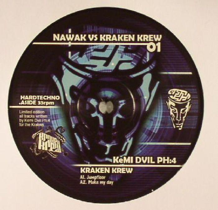 KEMI DVIL PH4/LEEROY - Nawak vs Kraken Krew 01