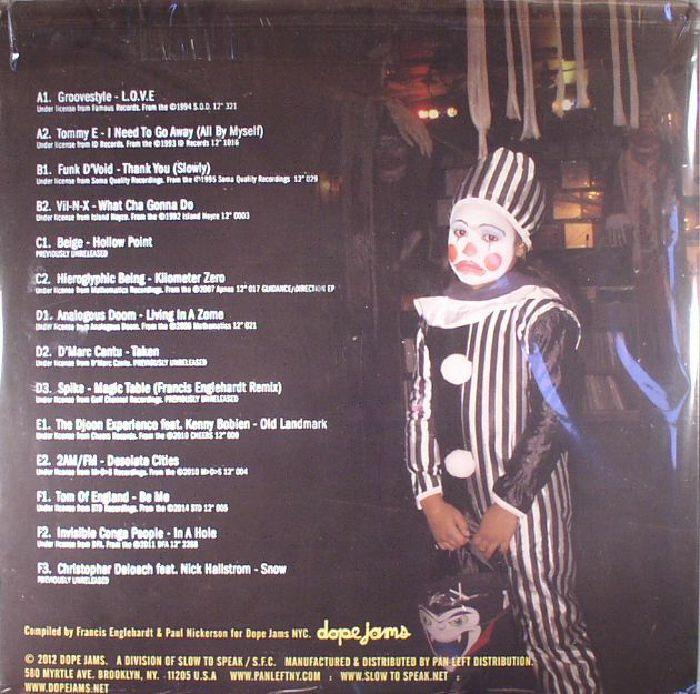 VARIOUS - Dope Jams NYC Volume 1: 2005-2012