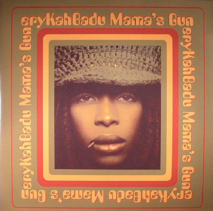 BADU, Erykah - Mama's Gun (reissue)