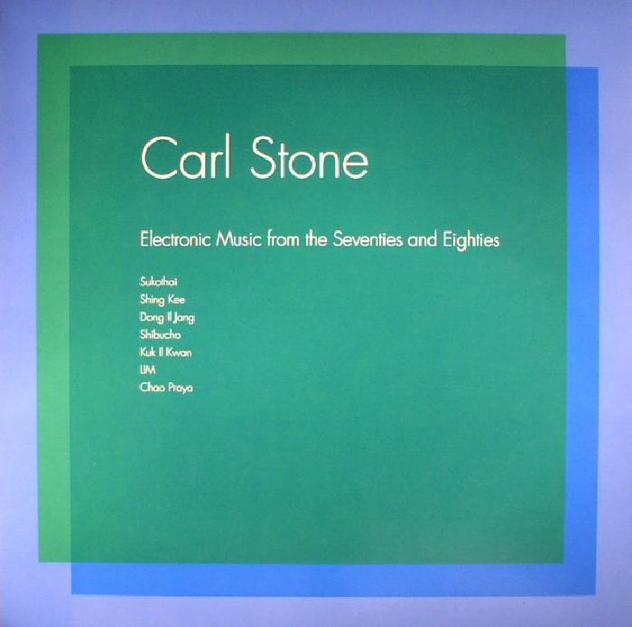 STONE, Carl - Electronic Music From The Seventies & Eighties