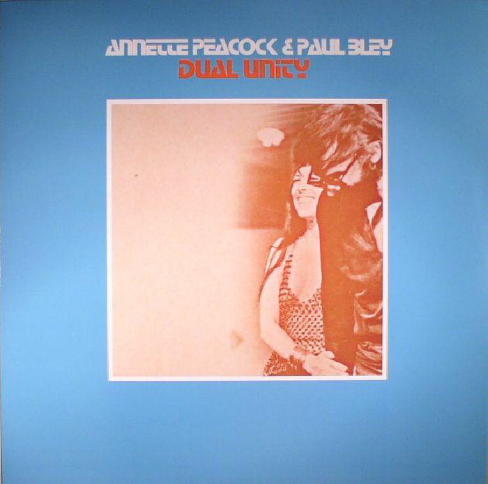 PEACOCK, Annette/PAUL BLEY - Dual Unity (reissue)