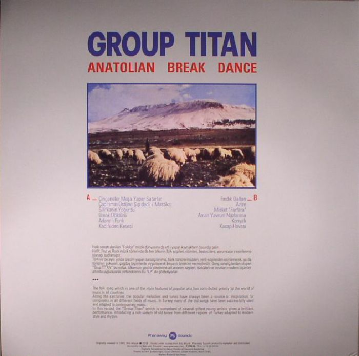 GROUP TITAN - Anatolian Break Dance