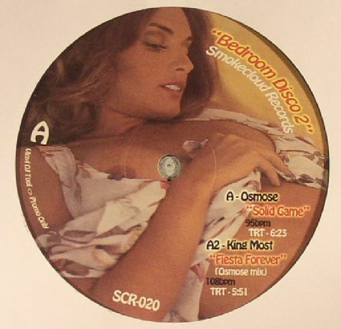 OSMOSE/KING MOST/THE SILVER RIDER - Bedroom Disco 2