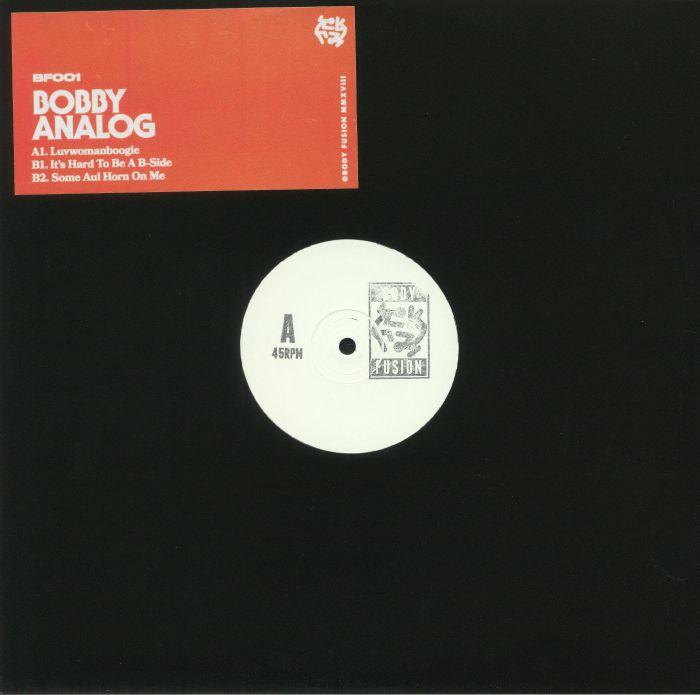 ANALOG, Bobby - BF 001