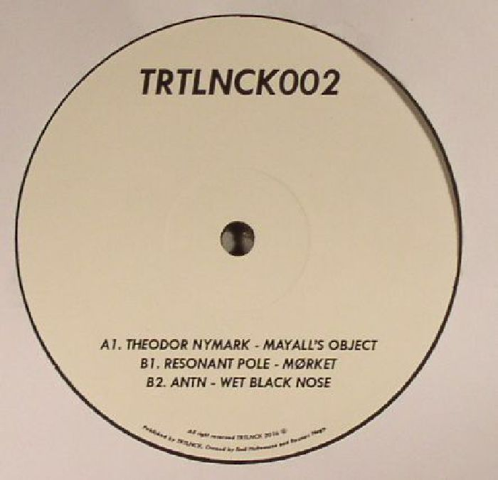 NYMARK, Theodor/RESONANT POLE/ANTN - TRTLNCK 002