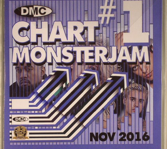 VARIOUS - DMC Chart Monsterjam #1 Nov 2016 (Strictly DJ Only)