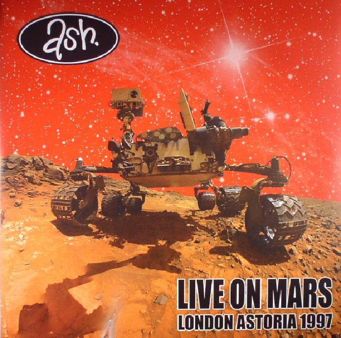ASH - Live On Mars: London Astoria 1997