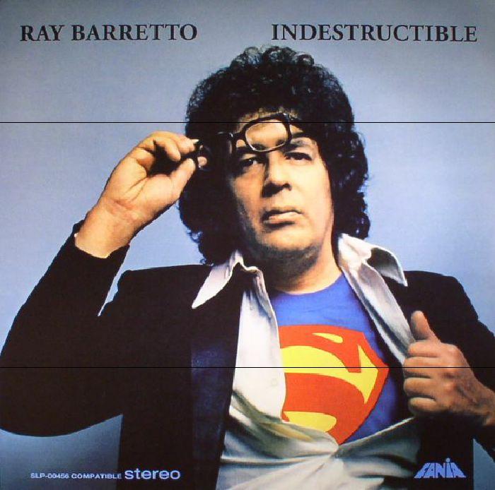 BARRETTO, Ray - Indestructible