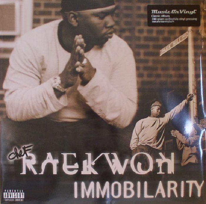 RAEKWON - Immobilarity (reissue)