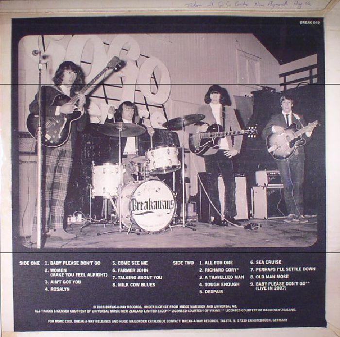 BREAKAWAYS, The - All Of One (reissue)