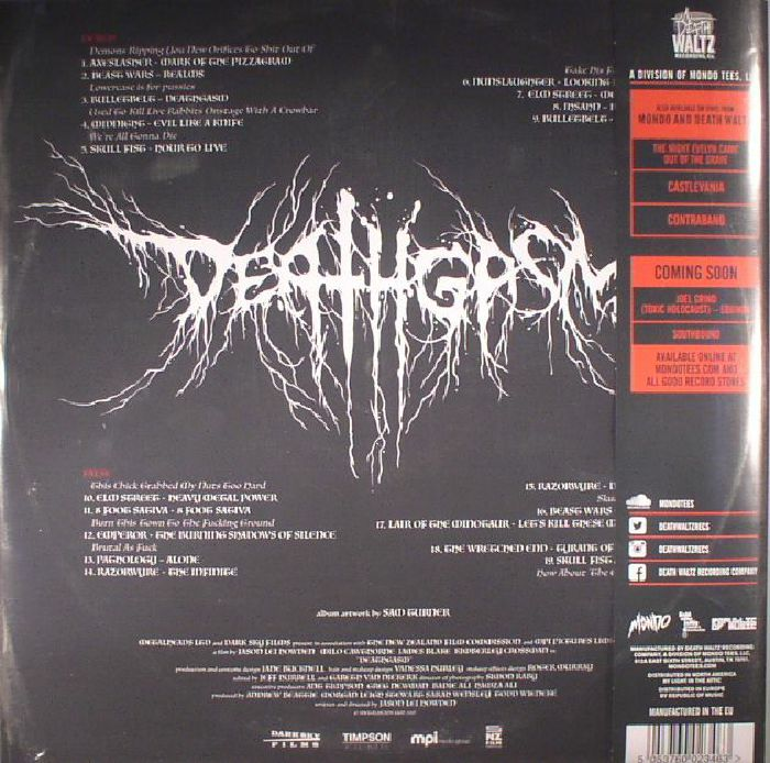 VARIOUS - Deathgasm (Soundtrack)