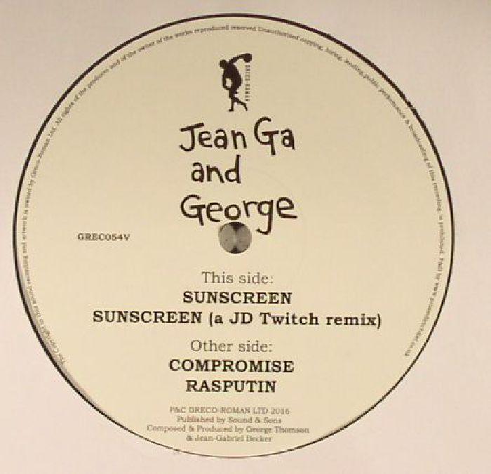JEAN GA/GEORGE - ERB