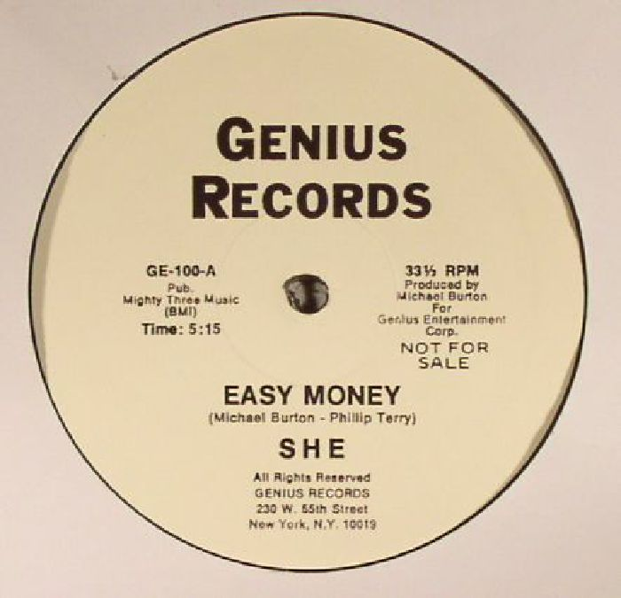 SHE - Easy Money