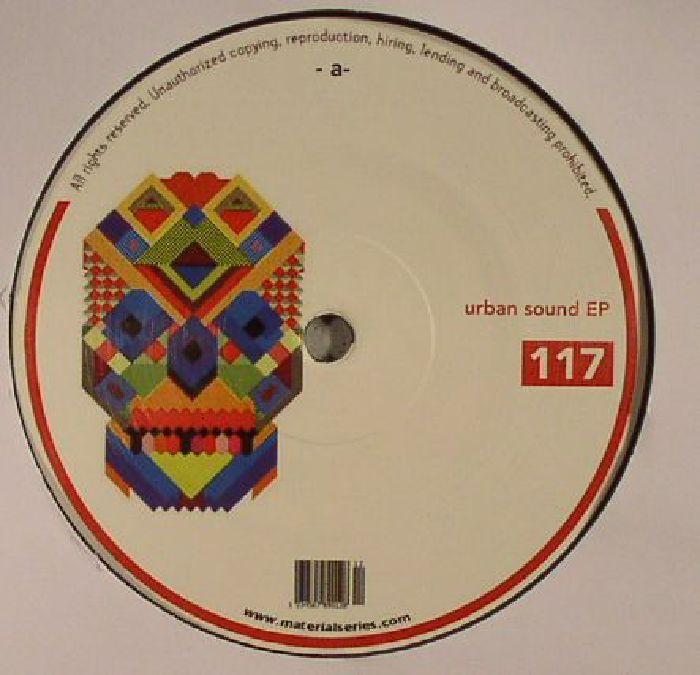 MENDO/YVAN JENKYNS - Urban Sound EP