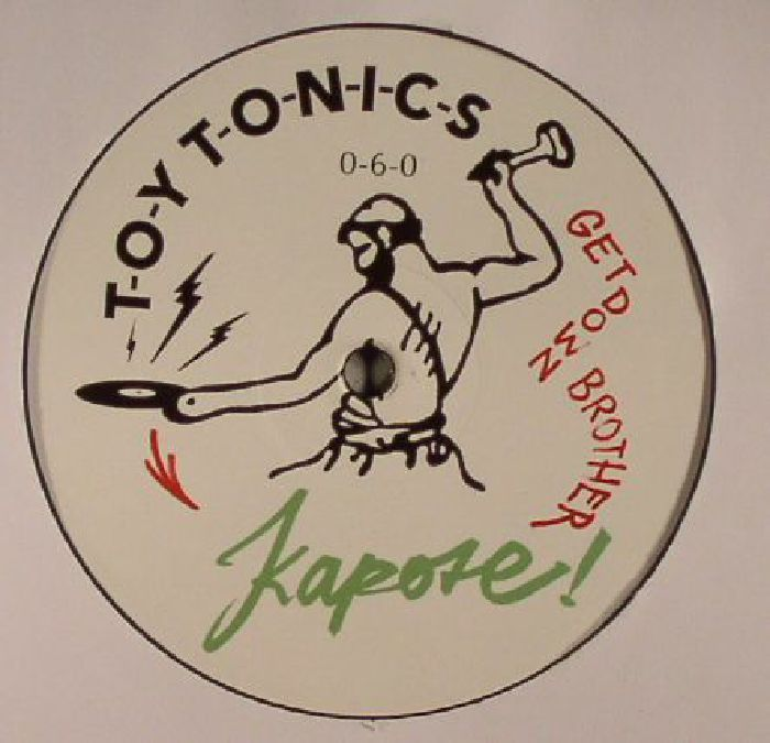 KAPOTE - Get Down Brother