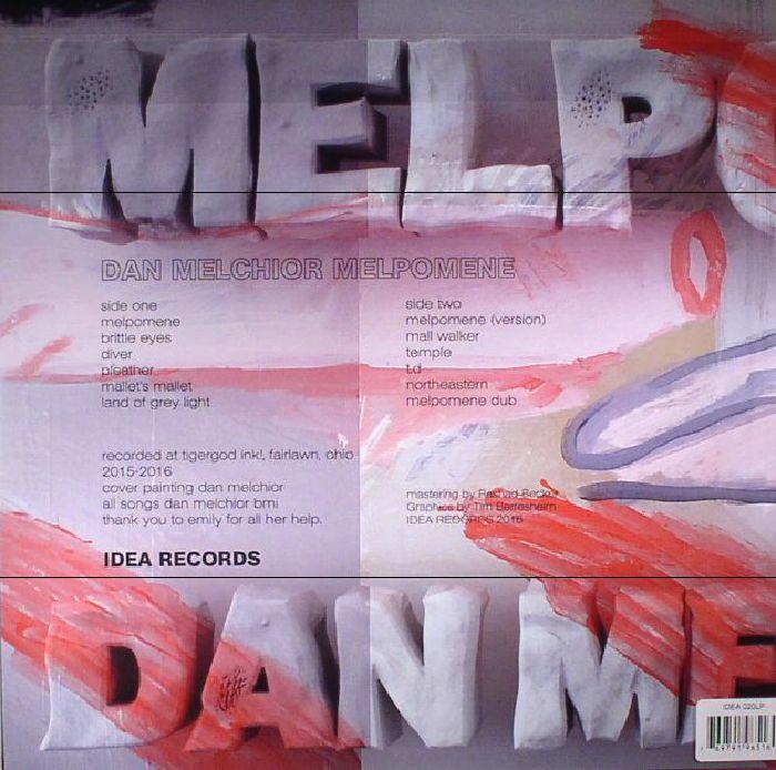 MELCHIOR, Dan - Melpomene
