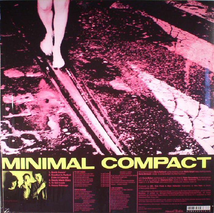 MINIMAL COMPACT - Minimal Compact (remastered)