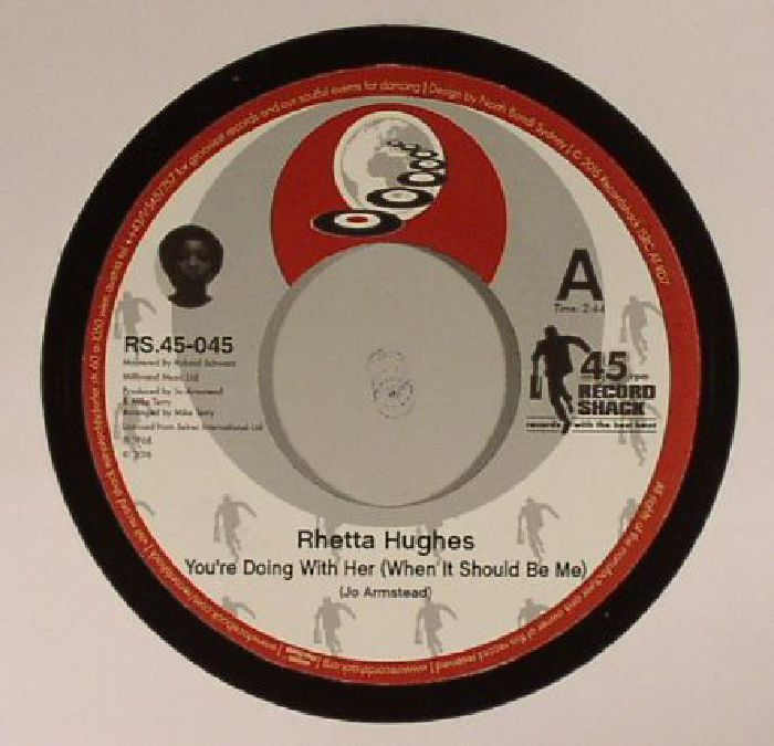 HUGHES, Rhetta - You're Doing It With Her (When It Should Be Me)