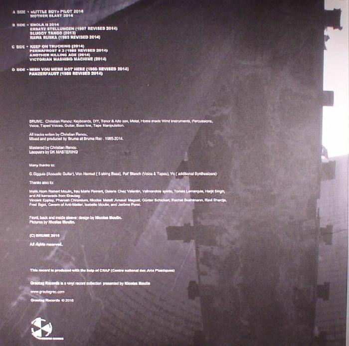 BRUME Mother Blast vinyl at Juno Records