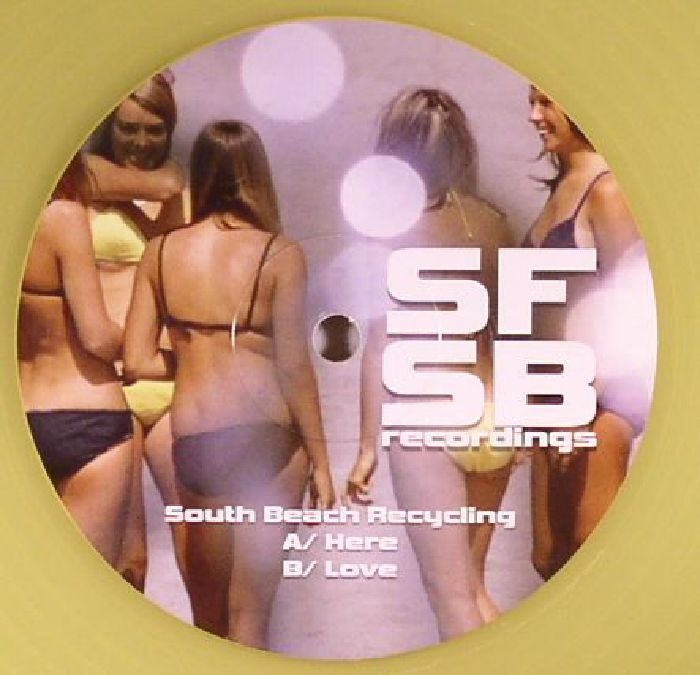 SOUTH BEACH RECYCLING - Beach Party Disco Vol 1
