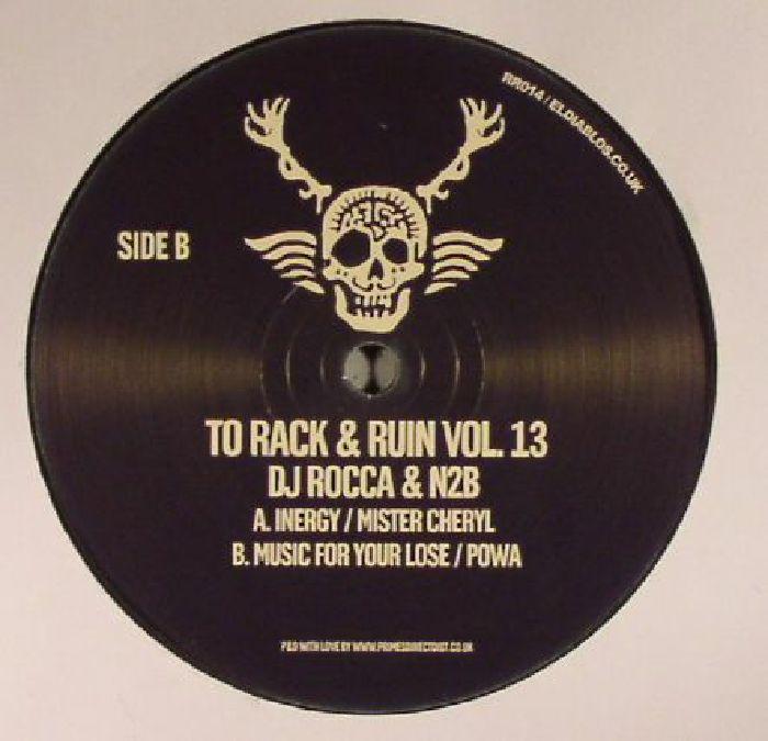 DJ ROCCA/N2B - To Rack & Ruin Vol 13
