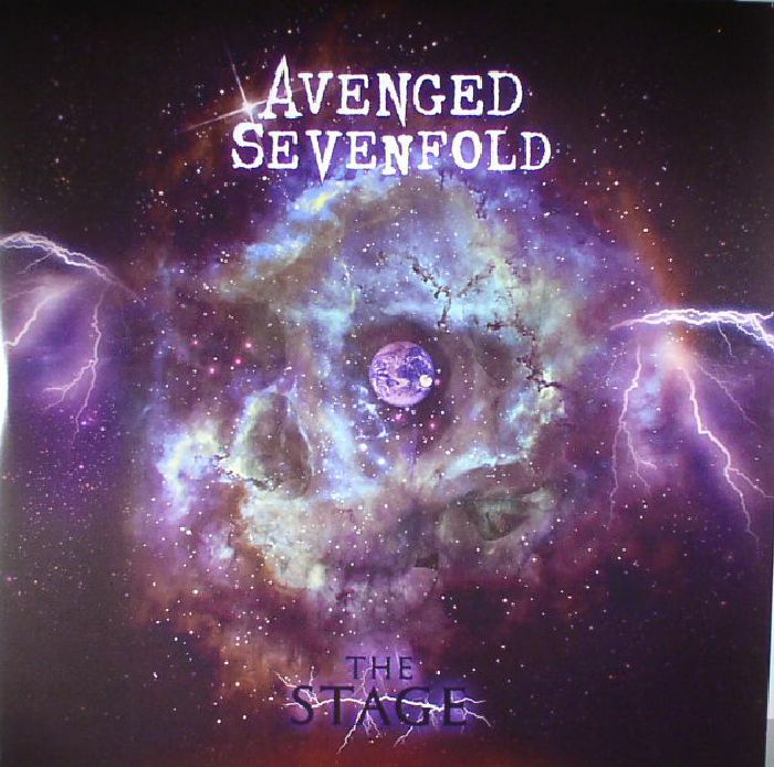 AVENGED SEVENFOLD The Stage vinyl at Juno Records