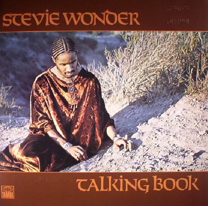 WONDER, Stevie - Talking Book (reissue)