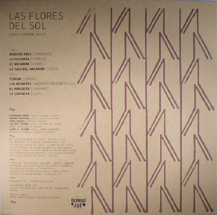 NILAMAYE - Las Flores Del Sol