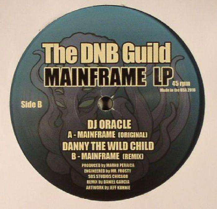 DJ ORACLE - Mainframe LP