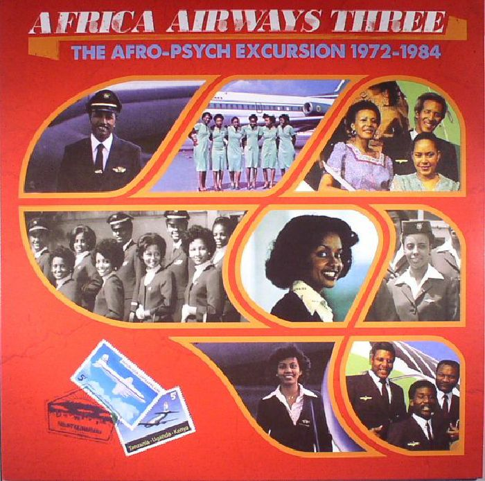 VARIOUS - Africa Airways Three: The Afro Psych Excursion 1972-1984