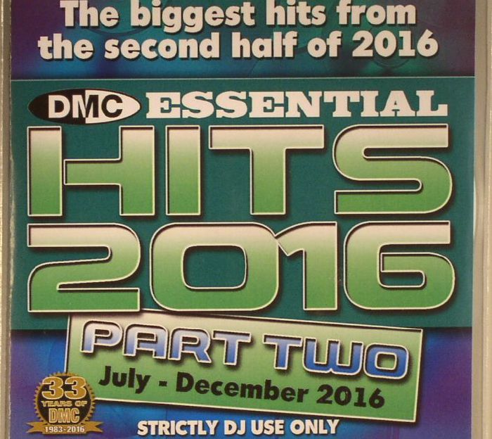 VARIOUS - Essential Hits 2016 Part Two (Strictly DJ Only)