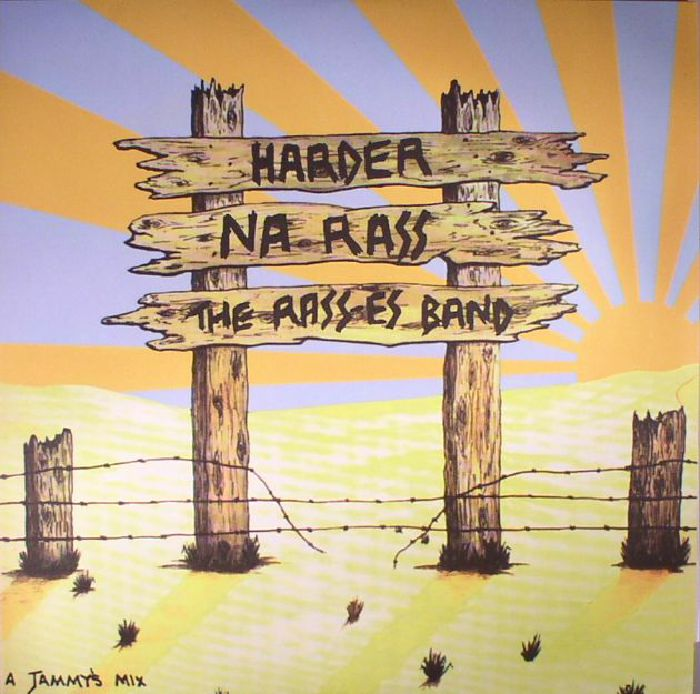 RASS ES BAND, The - Harder Na Rass