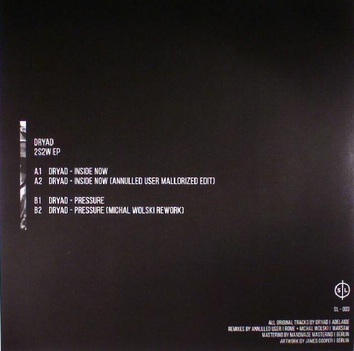DRYAD - 2S2W EP
