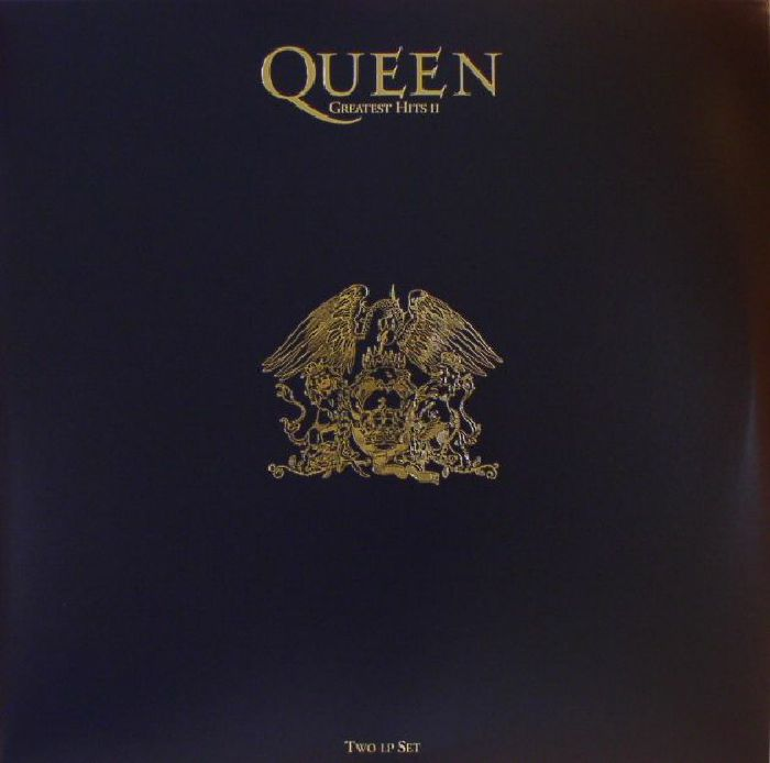 Queen Greatest Hits Ii Reissue Half Speed Remastered