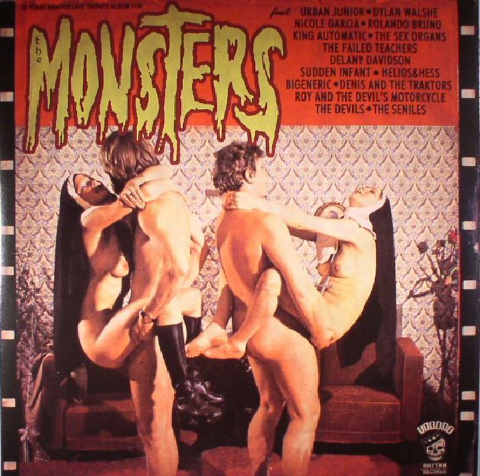 VARIOUS - 30 Years Anniversary Tribute Album For The Monsters