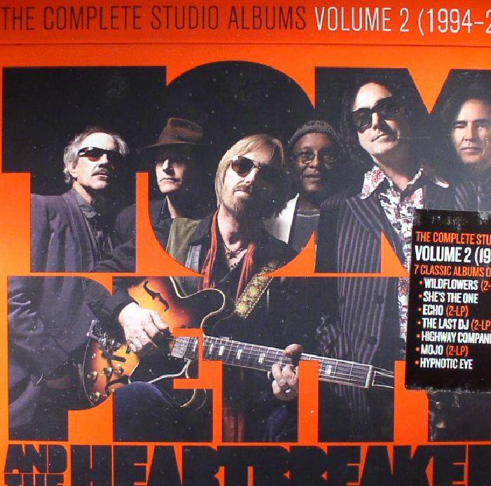 PETTY, Tom & THE HEARTBREAKERS - The Complete Studio Albums Volume 2 1994-2014