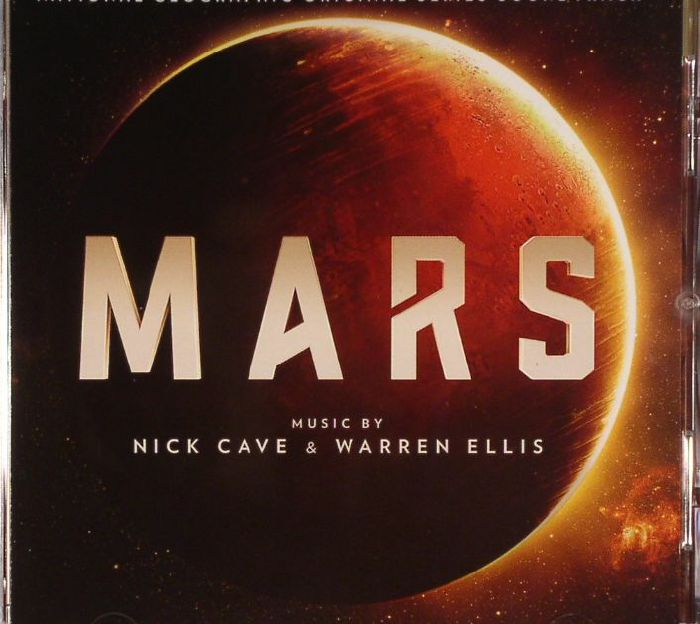 CAVE, Nick/WARREN ELLIS - Mars (Soundtrack)