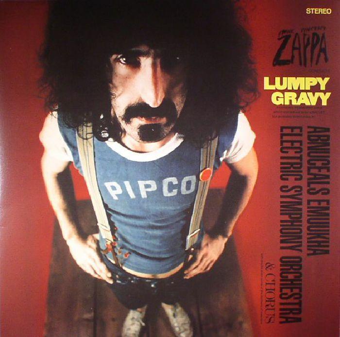 ZAPPA, Frank/ABNUCEALS EMUUKHA ELECTRIC SYMPHONY ORCHESTRA & CHORUS - Lumpy Gravy (reissue)