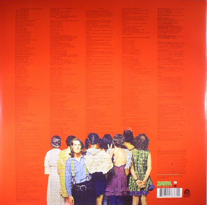 ZAPPA, Frank/THE MOTHERS OF INVENTION - We're Only In It For The Money (reissue)