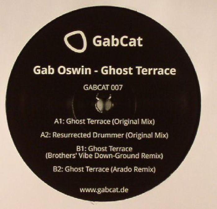 OSWIN, Gab - Ghost Terrace
