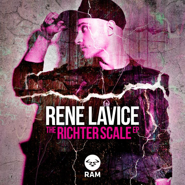 LAVICE, Rene - The Richter Scale EP