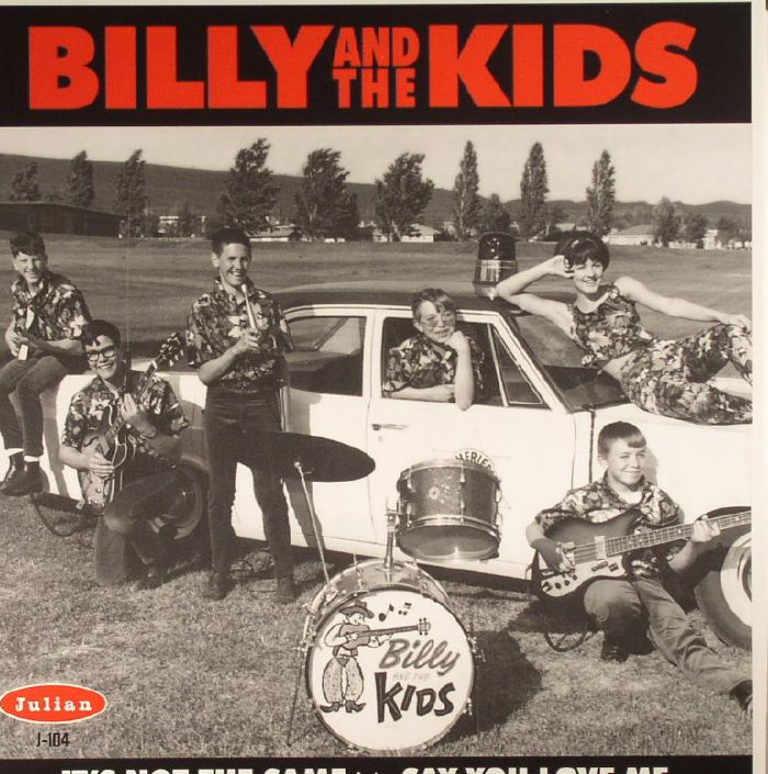 BILLY & THE KIDS - It's Not The Same (reissue)