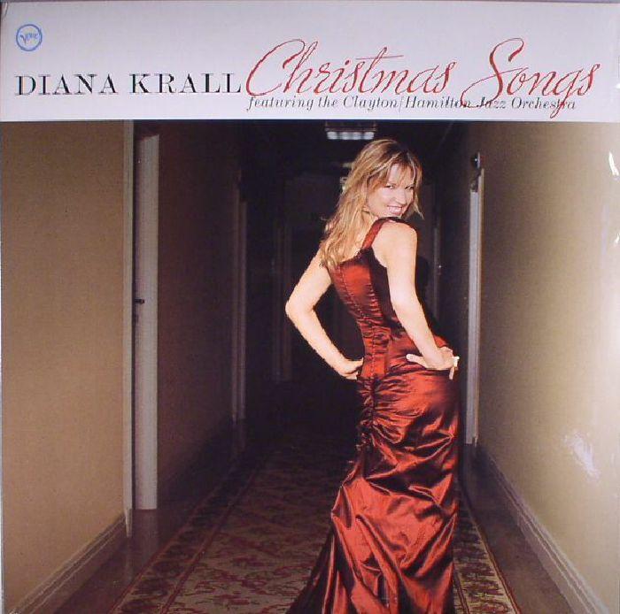 KRALL, Diana feat THE CLAYTON/HAMILTON JAZZ ORCHESTRA - Christmas Songs (reissue)