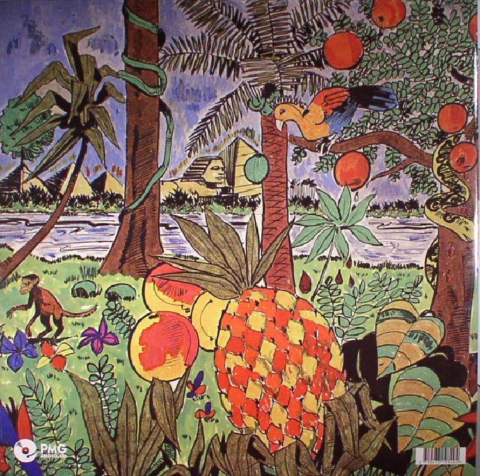 KEMFA, Joe - Jungle Juice (reissue)