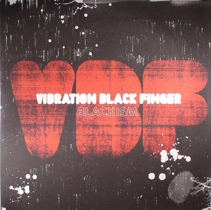 VIBRATION BLACK FINGER - Blackism