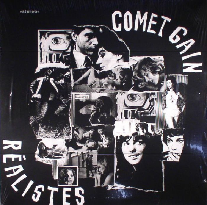 COMET GAIN - Realistes (reissue)
