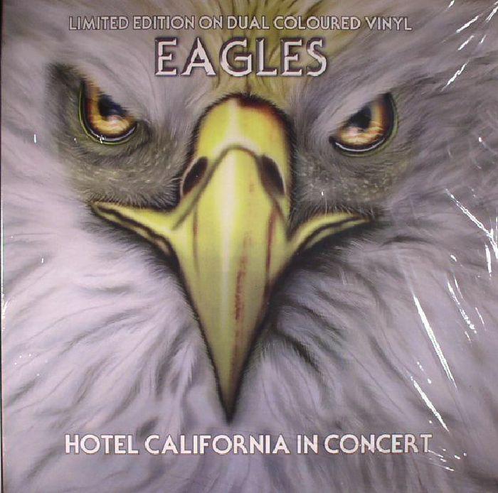 Colorado Eagles Tickets: EAGLES Hotel California In Concert (reissue) Vinyl At Juno