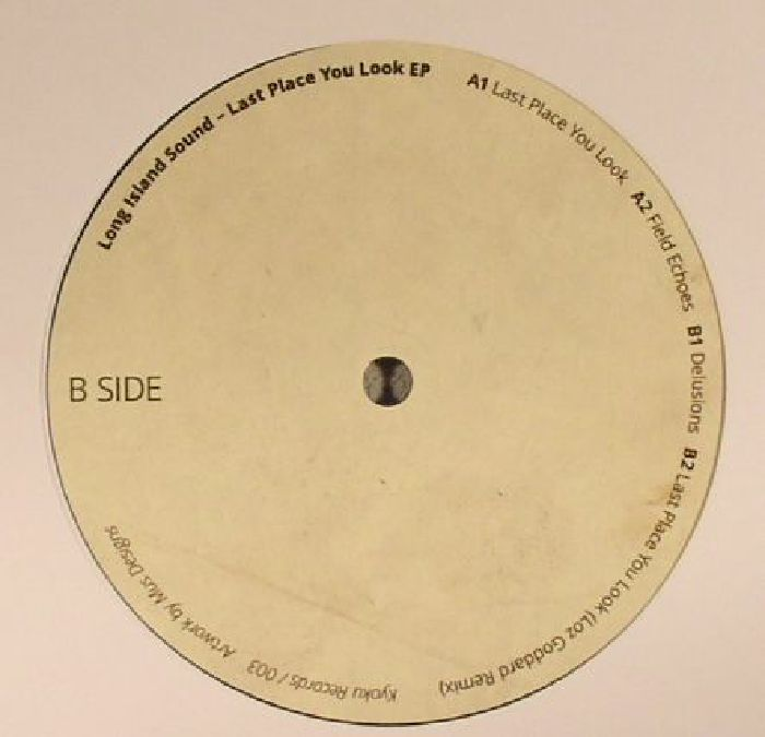 LONG ISLAND SOUND - Last Place You Look EP